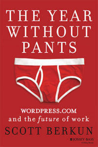 Cover of the book The Year Without Pants