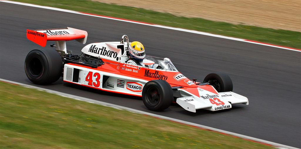 James Hunt McLaren